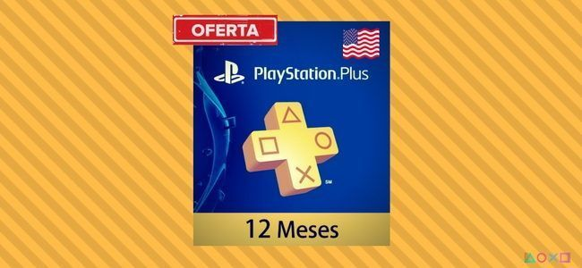 oferta membresía playstation plus usa 1 año