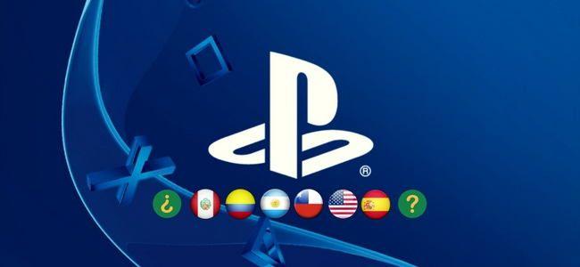 Tener una PSN Store Latina, USA o España y cuál escoger