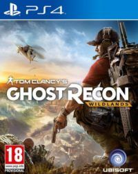 Tom Clancy's Ghost Recon Wildlands- playstation 4