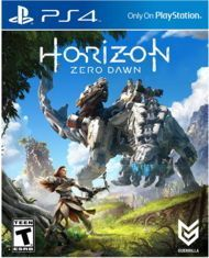 horizon zero dawn- playstation 4