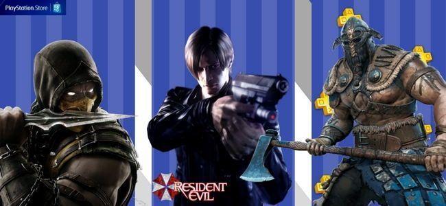 Ofertas en PSN Store hasta 04 Abril