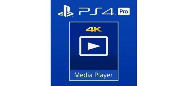 Reproductor Multimedia ya reproduce videos 4k en PS4 Pro