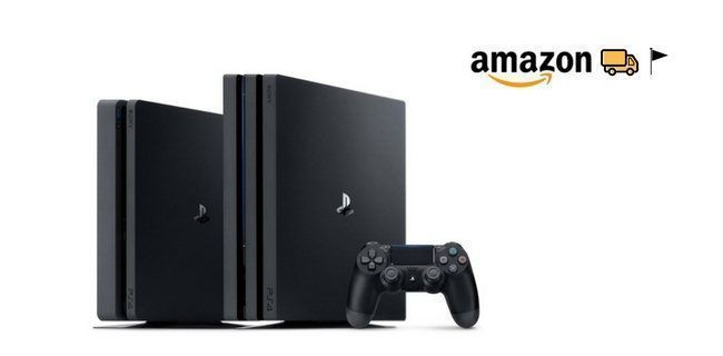 comprar playstation 4 en amazon y recibe en casa