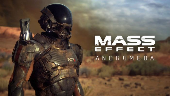 mass effect andromeda- playstation 4