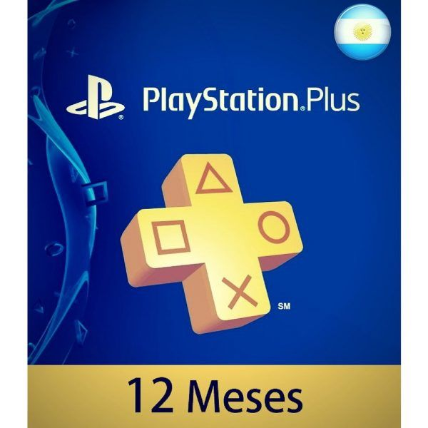 playstation plus 12 meses argentina membresia ps4