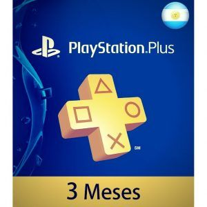 playstation plus 3 meses argentina ps4