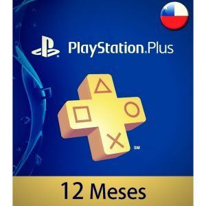 playstation plus 12 meses chile membresia ps4