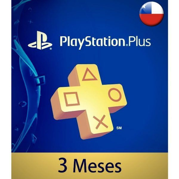 playstation plus 3 meses chile en psn store ps4