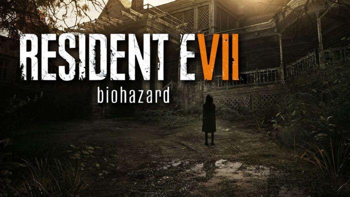 resident evil 7- playstation 4