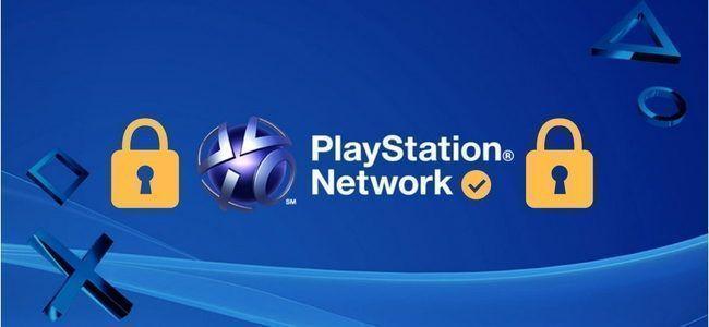 Activar la verificación de 2 pasos en PlayStation Network