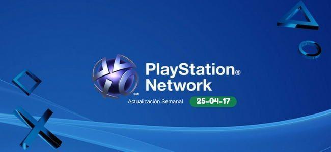 Actualización Semanal en PSN Store 25-04-17