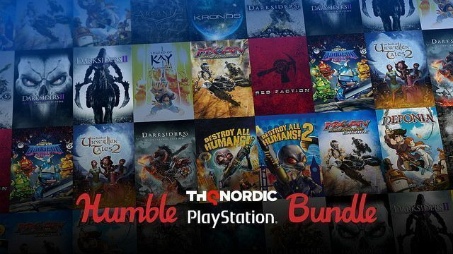 Bundle de Humble THQ Nordic