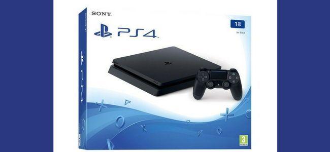 PS4 Slim 1Tb llega a Estados Unidos y canadá