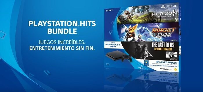 playstation hits bundle en latinoamerica