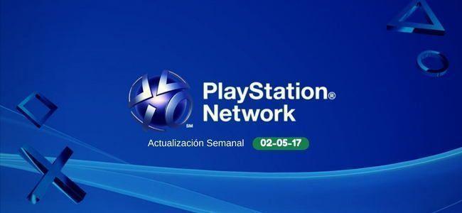 Actualización Semanal en PSN Store 05-02-17 en Ps4 y ps3