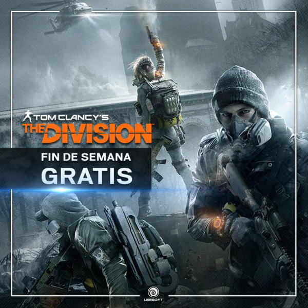 Tom Clancy's the division fin de semana gratis