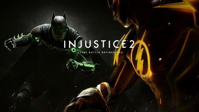 juego de injustice 2 ps4