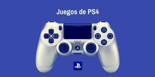 lista completa de juegos de PS4 y PS VR