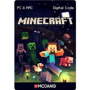 compra mojang minecraft java edition pc y juega sin limites.