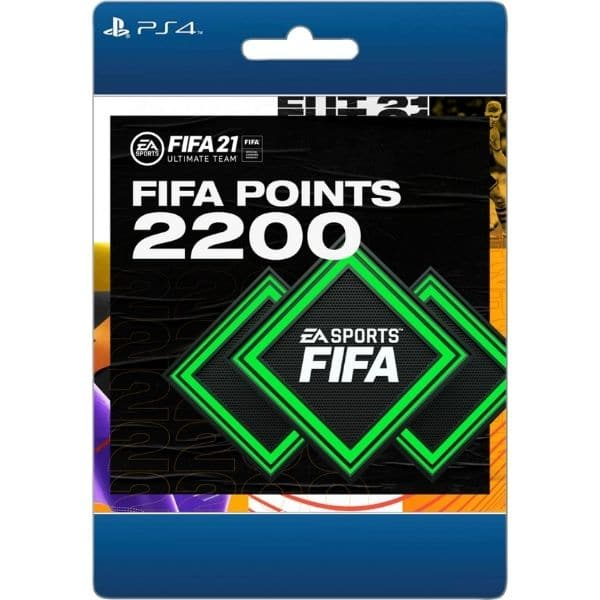 2200 fifa points ps4 ps5
