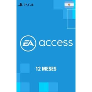 ea access 12 meses ps4 argentina ea sports