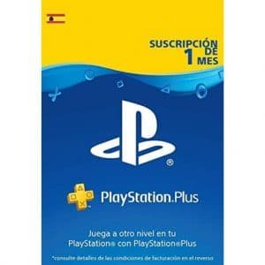 playstation plus 1 mes españa membresia ps4