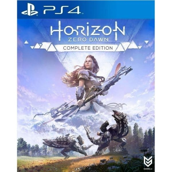 horizon zero dawn edicion completa ps4 playstation store