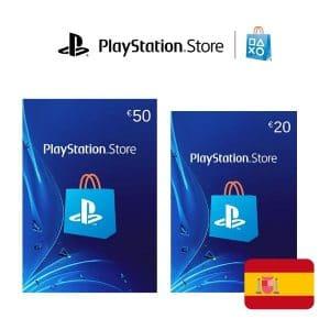 PSN Cards España