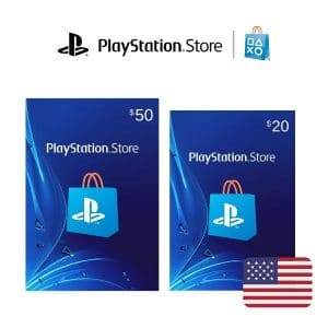PSN Cards USA