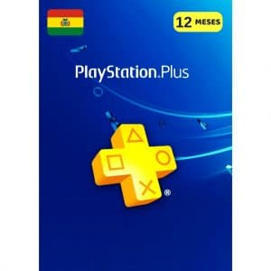 playstation plus 12 meses bolivia membresia ps4