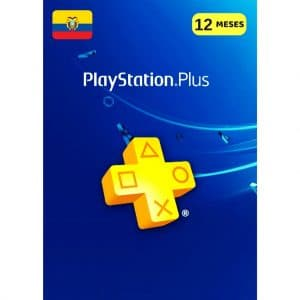 playstation plus 12 meses ecuador membresia ps4
