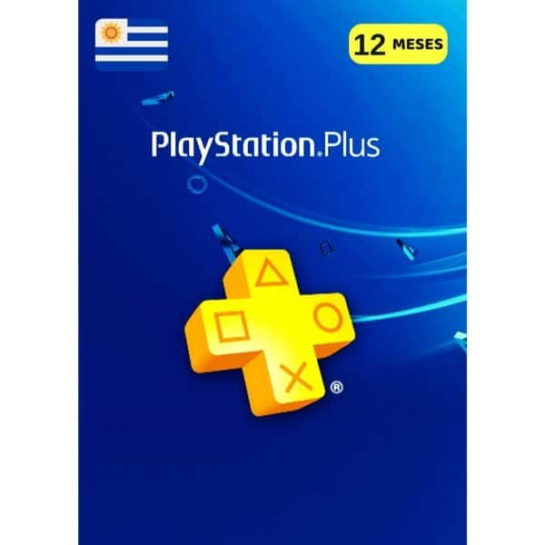 playstation plus 12 meses uruguay membresía ps4
