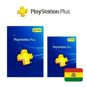 PS Plus Bolivia