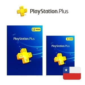 PS Plus Chile