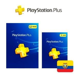 PS Plus Ecuador