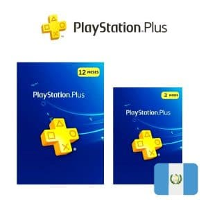 PS Plus Guatemala