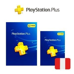 PS Plus Perú