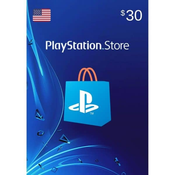 psn card 30 usd playstation network card $30 usa