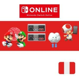 Nintendo Switch Online Perú