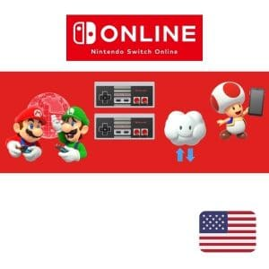 Nintendo Switch Online USA