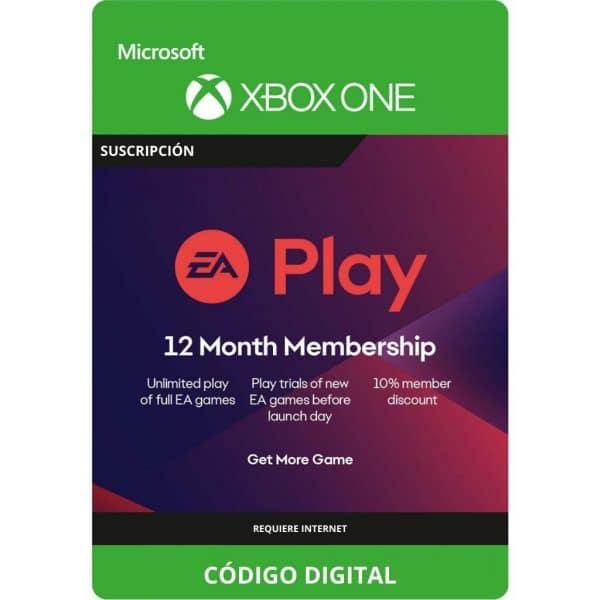 ea play 12 meses xbox one ea access series x