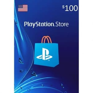 psn card 100 usd usa ps4 ps5 psn 100
