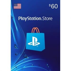 psn card 60 usd usa ps4 ps5 psn 60