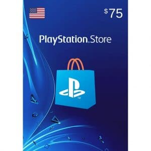 psn card 75 usd usa ps4 ps5 psn 75