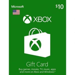 xbox gift card 10 usd usa xbox one 360