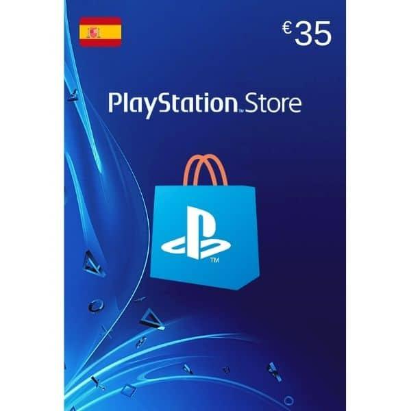 psn 35 euros españa ps5 ps4 playstation store