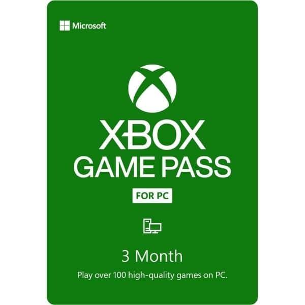 xbox game pass Pc 3 meses usa juegos xbox