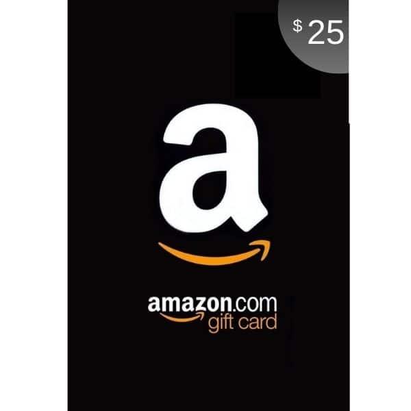 amazon gift card 25 usd usa amazon.com
