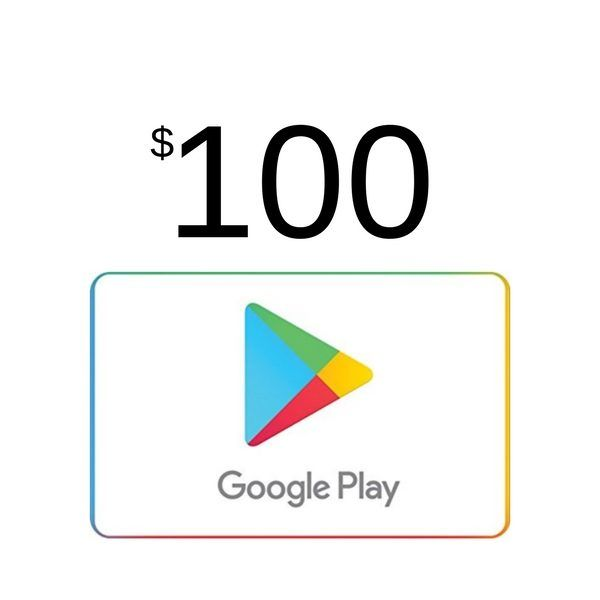 google play $100 usa para android y pc