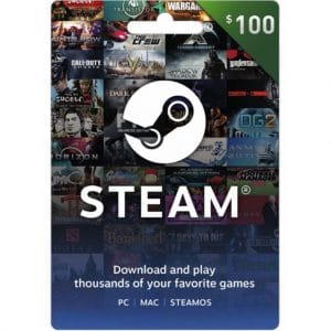 steam wallet gift card 100 usd en tienda de steam dota 2